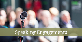 Story Trust Speaking Engagements